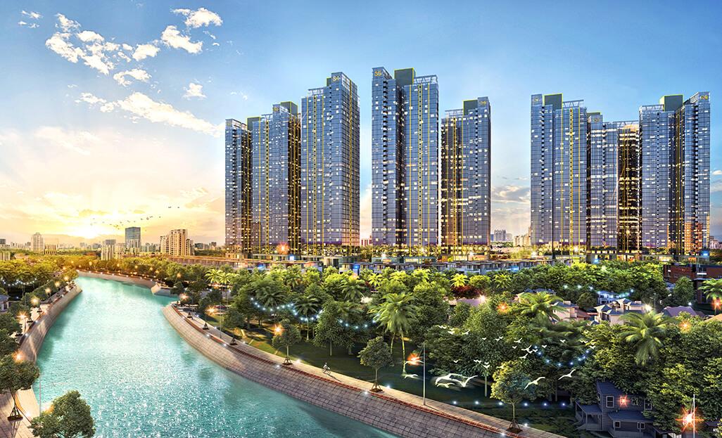Sunshine City Sai Gon