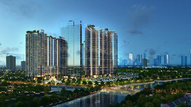 Sunshine City Saigon falling into the view of Korean customers – 2