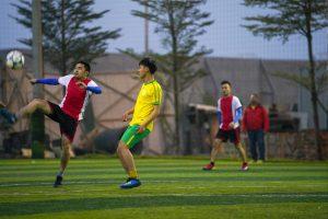 Bán kết Sunshine Cup 2019: Ngang sức ngang tài