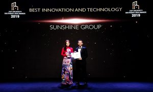 Sunshine Group – Southeast Asia's Greatest Innovative and Technology Application Investor