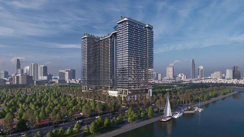 Sunshine Group chuẩn bị ra mắt căn hộ phong cách resort tại quận 4